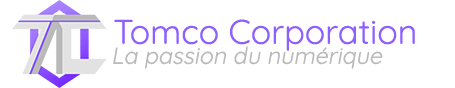 Logo et slogan Tomco Corporation